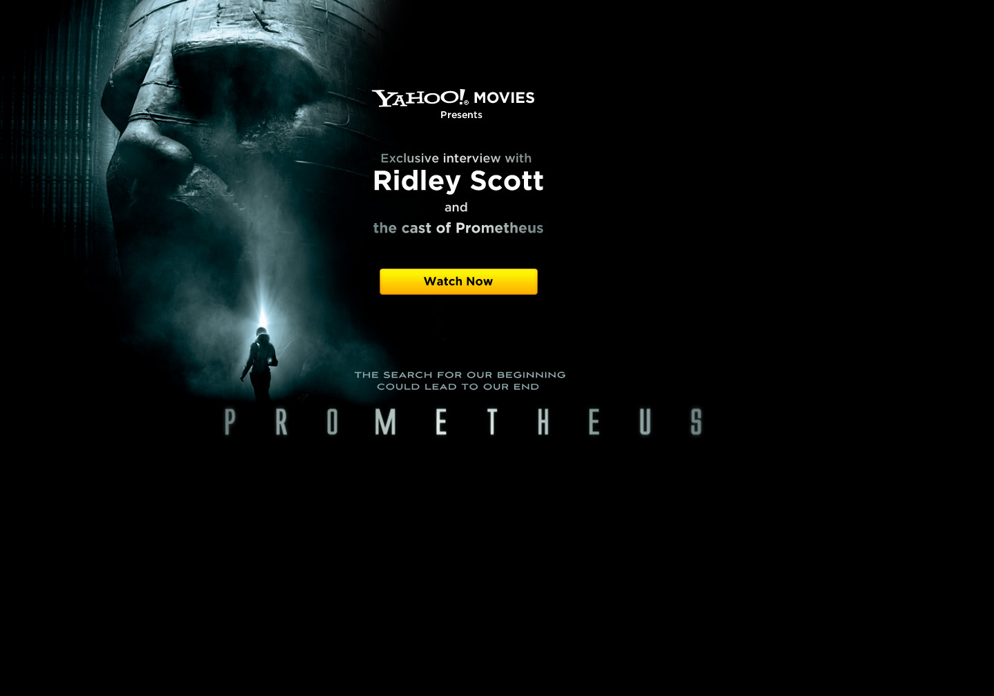 Ridley Scott interview - Web Design Farnborough, Hampshire