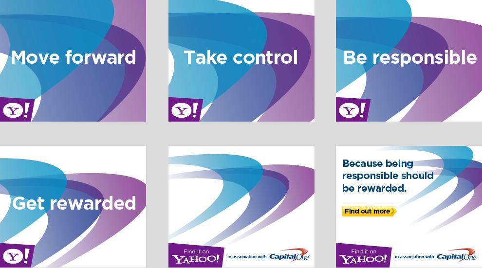 Capital One - MPU - Advertising - Web Development in Farnborough