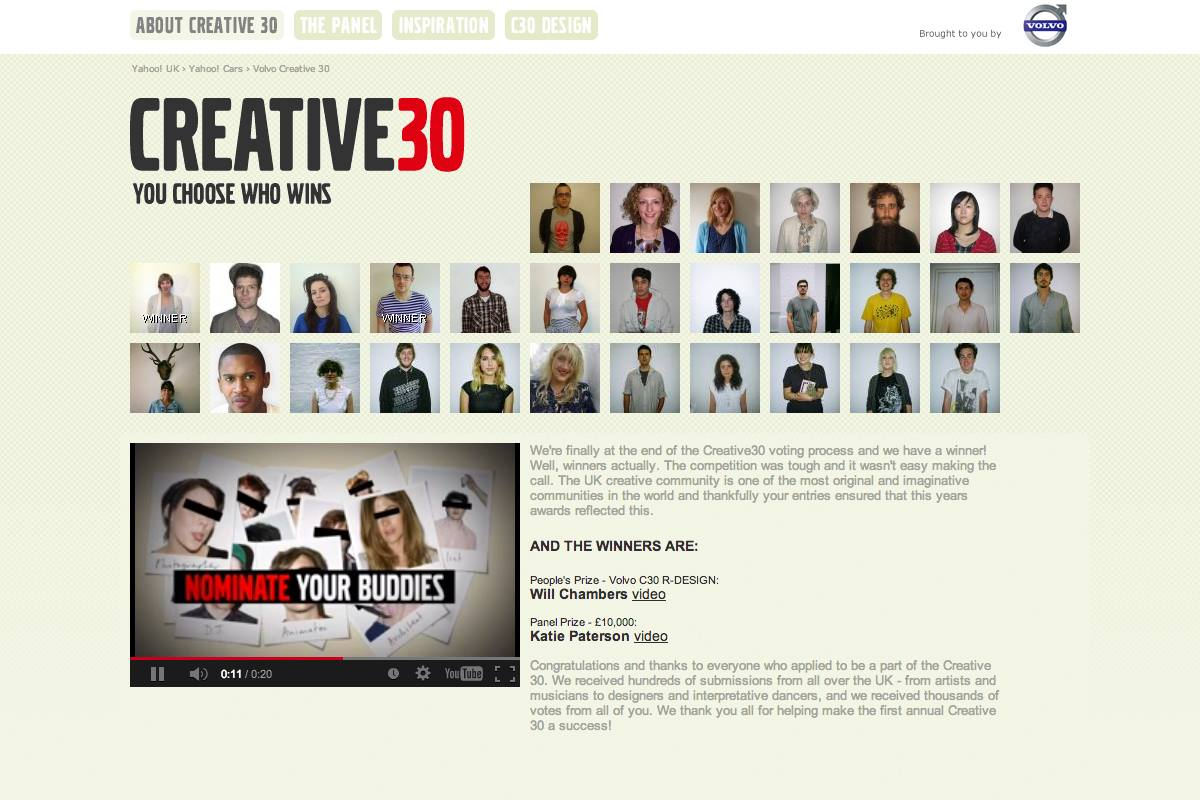 Creative 30 - Web design Farnborough, web design Hampshire