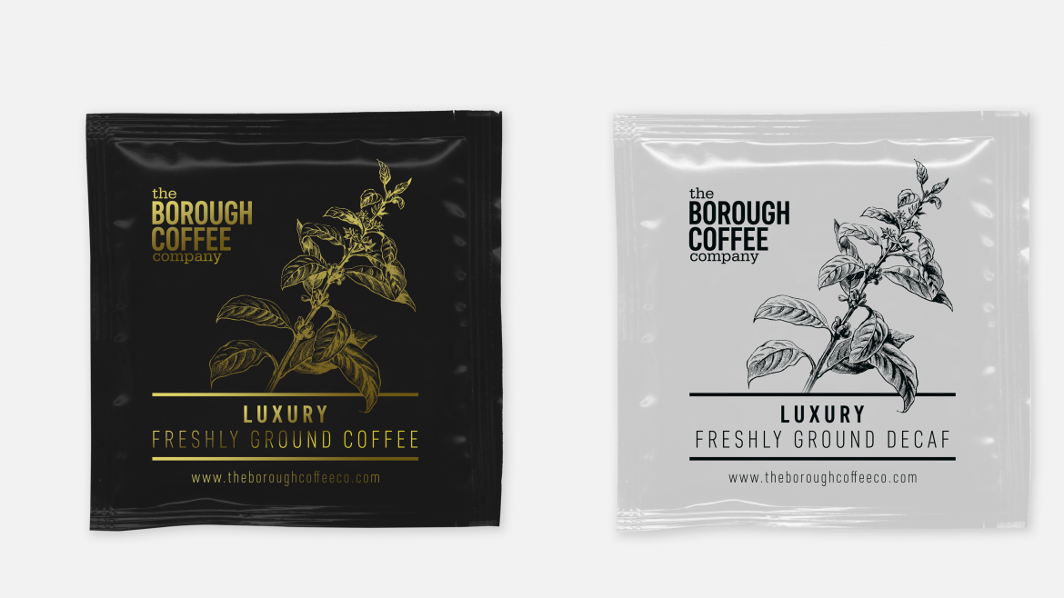 Packaging Design – The Borough Coffee Company