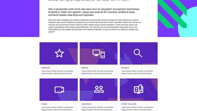 Yahoo! Advertising – B2B Portal – Web Design & Development