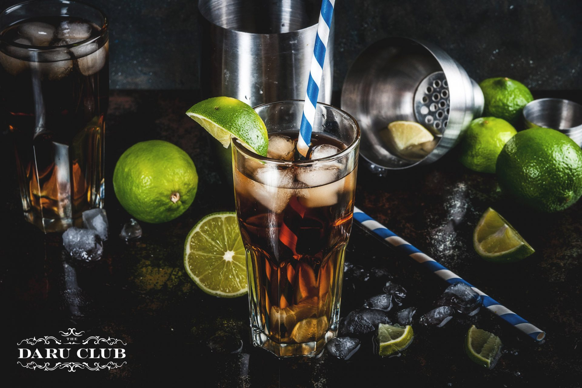 Long Island iced tea Cocktail Recipe – The Daru Club – Article